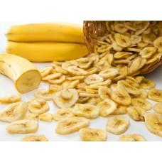 Банановые чипсы цукаты /ФИЛИППИНЫ/ Вес 1 кг.