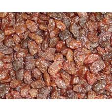 Изюм коричневый, сушеный. Узбекистан. Вес 1 кг.