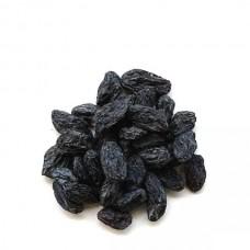 Изюм Джамбо черный(Чили). Вес 1 кг. Товар продается упаковкой.