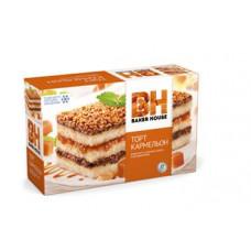 "Baker House - Бисквитный торт ""Кармельон"" Вес 350 гр."