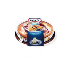 """Kovis - Каталонский пирог """"Черника с йогуртовым кремом"""" Вес 400 гр."""