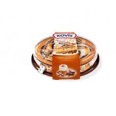 """Kovis - Каталонский пирог """"Шоколадно-карамельный крем"""" Вес 400 гр."""