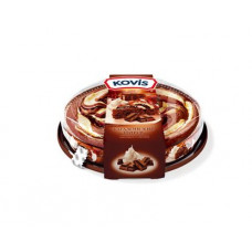 "Kovis - Каталонский пирог ""Шоколадно-сливочный крем"" Вес 400 гр."