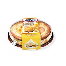"""Kovis - Каталонский пирог """"Ванильный крем"""" Вес 400 гр."""