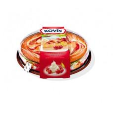 """Kovis - Каталонский пирог """"Вишня со сливочным кремом"""" Вес 400 гр."""