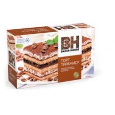 "Baker House - Бисквитный торт ""Тирамису"" Вес 350 гр."